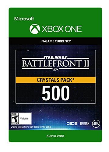 Star Wars Battlefront II 500 Crystals - Xbox One [Digital Code]