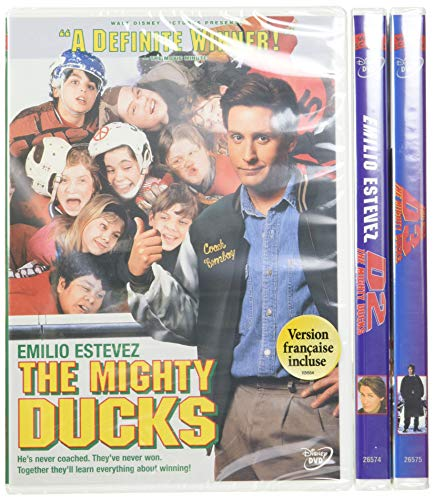 The Mighty Ducks Boxed Set (All 3 Films) [Import USA Zone 1]
