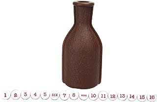 WinnerEco 1Pc Billiard Kelly Pool Shaker Bottle with 16 Numbered Tally Balls Peas
