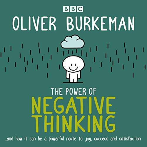 The Power of Negative Thinking audiobook cover art