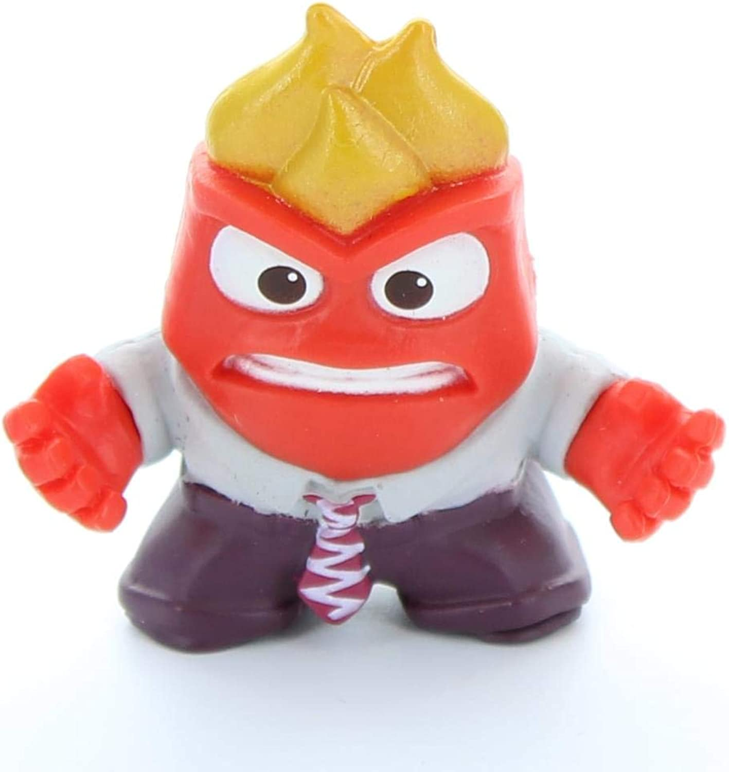 Disney Pixar Inside Out Mini Figure, Anger