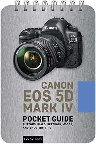 Canon EOS 5d Mark IV: Pocket Guide