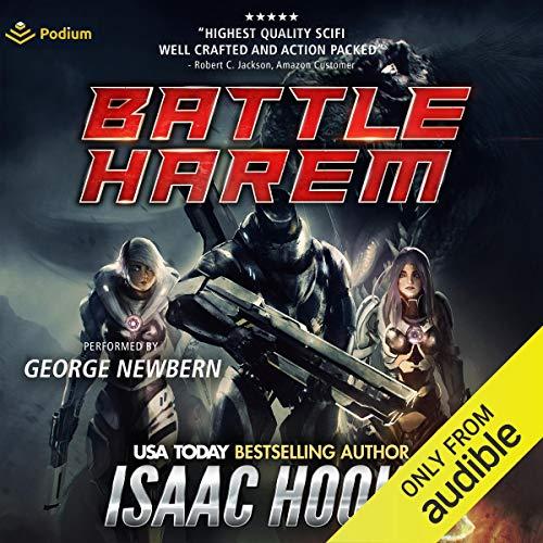 Battle Harem Audiobook By Isaac Hooke cover art