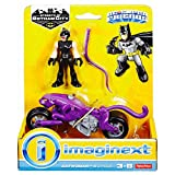 Imaginext, DC Super Friends, Streets of Gotham, Catwoman and Cycle