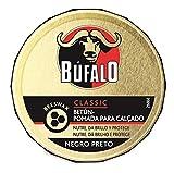 BÚFALO Classic crema color negro lata 75 ml