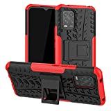 DWaybox Mobile Phone Case for Xiaomi Mi 10 Lite 5G 2in1 Dual Layer