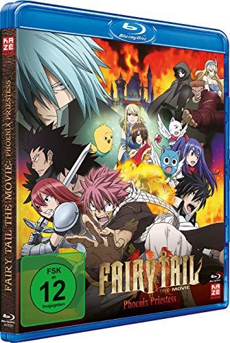 Fairy Tail: Phoenix Priestess (Movie 1) [Alemania] [Blu-ray]