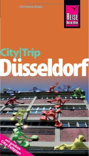 Image of Reise Know-How CityTrip Düsseldorf: Reiseführer mit Faltplan