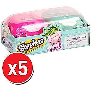Shopkins Series 5 Blind Backpacks - Bundle of | Shopkin.Toys - Image 1