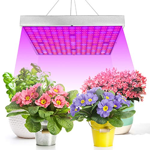 Exmate LED Grow Light for Indoor Plant,...