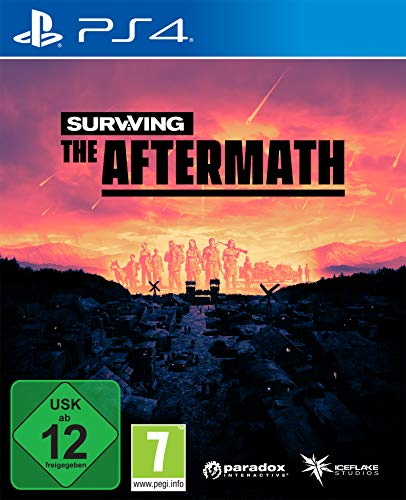 Surviving the Aftermath Day One Edition (Playstation 4)