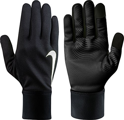 Nike Mens Thermal Training Winter Gloves Black M