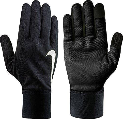 NIKE Men's Therma-FIT Gloves - Black/Black, M