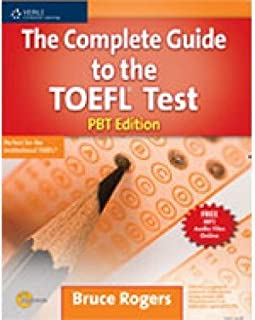 Complete Guide to the TOEFL Test, PBT Text (544 pp) (Exam Essentials)