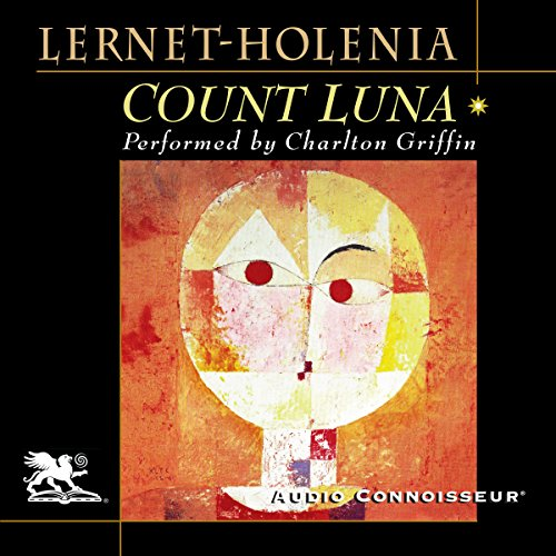 Count Luna audiobook cover art