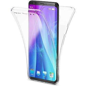 NALIA Funda 360 Grados Compatible con Samsung Galaxy S9 Plus ...