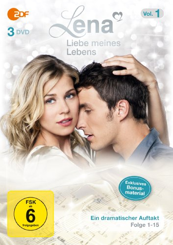Lena - Liebe meines Lebens Vol. 1 (Folge 1-15) [3 DVDs]