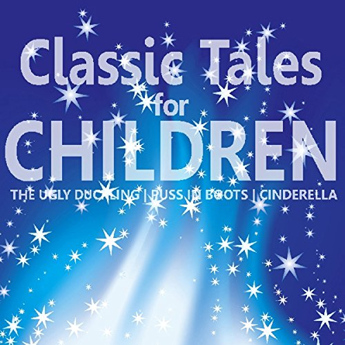 Classic Tales for Children audiobook cover art