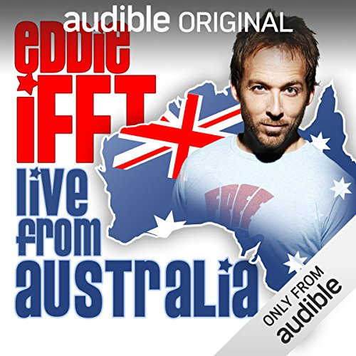 Live from Australia audiobook cover art