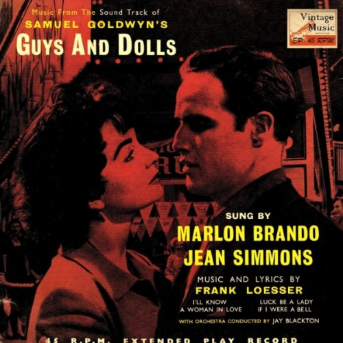 A Woman In Love (Sung By Marlon Brando And Jean Simmons)