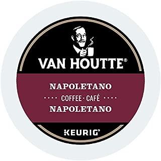 Van Houtte Napoletano Dark Roast K-Cups, Bold and Woodsy, 24-Count