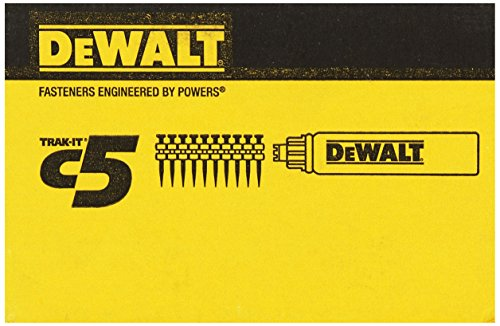 DeWalt DDF6110100 C5 Nägel 25mm +1xGaskartusche(800STK)