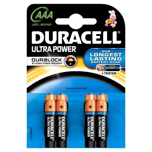 Duracell Ultra Power Single-use battery AAA Alcalino 1,5 V