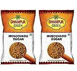 Dhampure Speciality Muscovado Brown Sugar (Natural Dark Demerara) 1kg