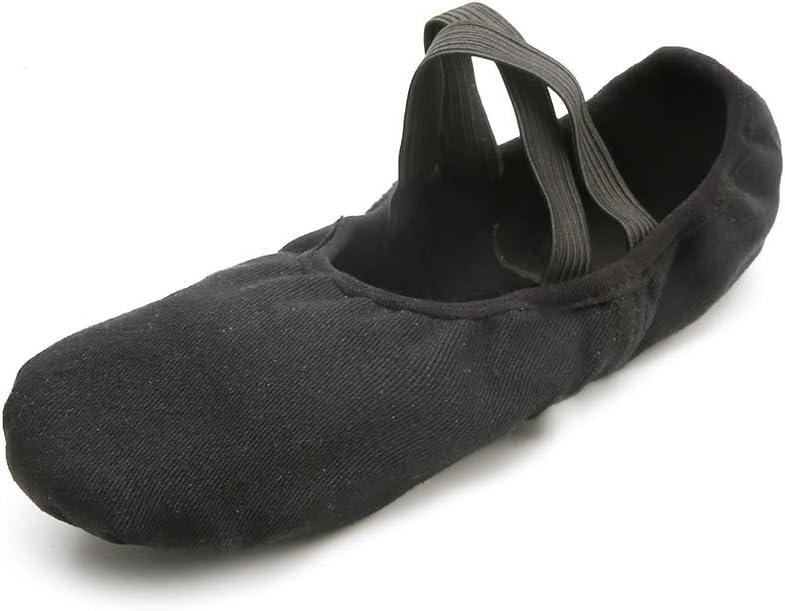 Girls Dance Flats Performa Stretch Ballet Shoes for Girls Women