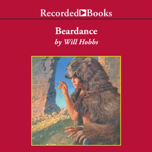 Beardance audiobook cover art