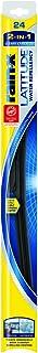 Rain-X 5079280-2 Latitude 2-in-1 Water Repellency Wiper Blade - 24-inches