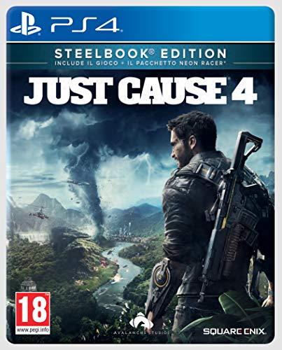 Just Cause 4 - Steelbook Edition - PlayStation 4 [Importación italiana]