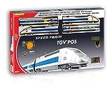 Mehano - Coffret de Train TGV électrique POS