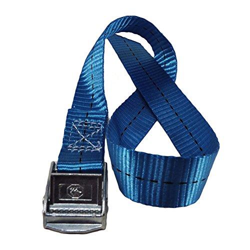 Gurtschnellverschluss 60cm Gurt (300, blau)