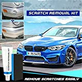 Scratch Removal Kit New High Quality, Ultimate Car Scratch Remover and Paint Restorer, Scratch Swirl...