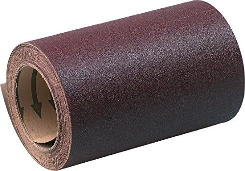 Makita P-38130 P-38130-Rollo Lija 120x5mts (gr.100), 0 V, Negro