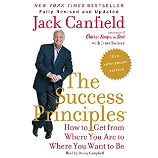 The Success Principles(TM) - 10th Anniversary Edition cover art