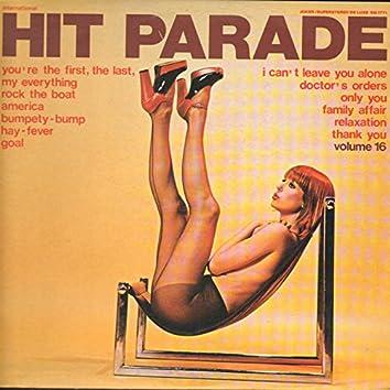 Hit Parade, Vol.16
