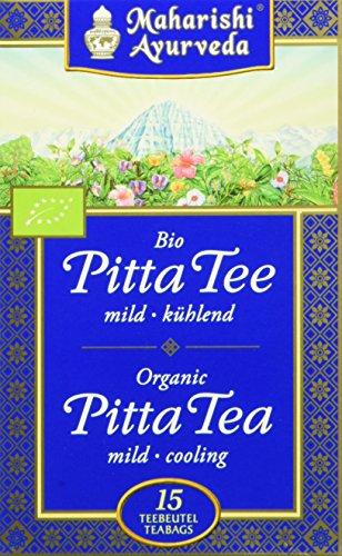 Maharishi Ayurveda Pitta Tee biologisch, 1er Pack (1 x 18g)