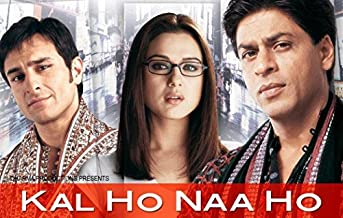 Kal Ho Naa Ho - Indian Bollywood Music (Vinyl LP)