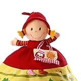 LILLIPUTIENS 86158 - Marionetas diseño Caperucita Roja