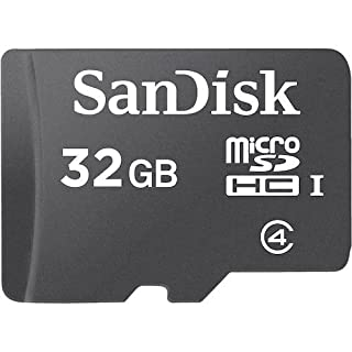 SanDisk microSDHC 32GB Flash Memory Card, Black, SDSDQM-032G-B35 (Retail Packaging) (B004G60AD6) | Amazon price tracker / tracking, Amazon price history charts, Amazon price watches, Amazon price drop alerts