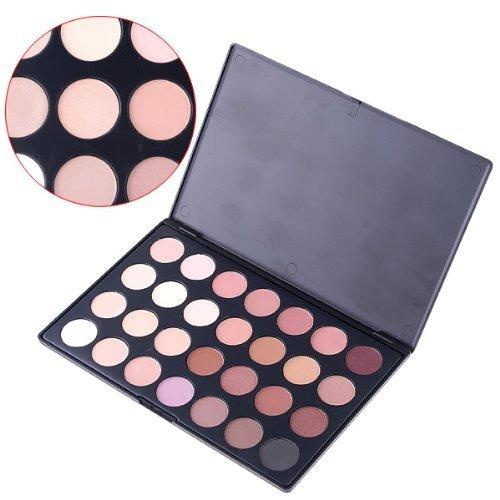 Gearmax® 28 chaud maquillage fard à paupières Palette Ombre à paupières pour le maquillage de partie / maquillage maquillage occasionnel / mariage, etc