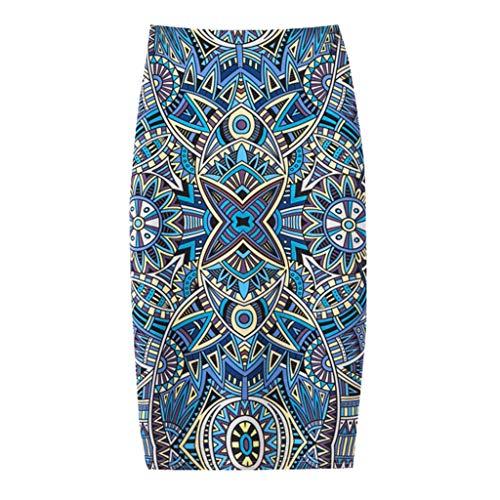 Bolso Casual para Mujer de Trend Hip Bag Print 2019 Verano Invierno Falda de Mujer