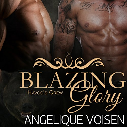 Blazing Glory  By  cover art