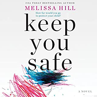 Keep You Safe audiobook cover art