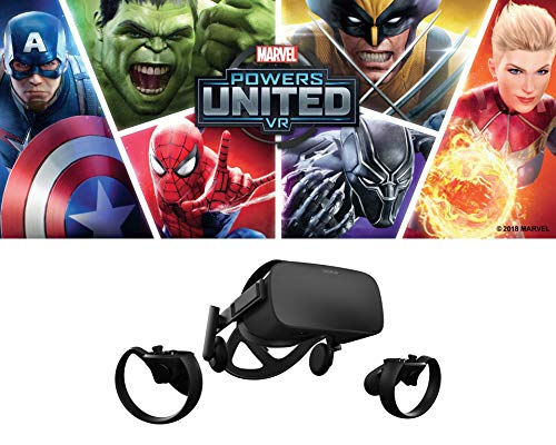Oculus Marvel Powers United VR Special Edition Rift + Touch – PC...