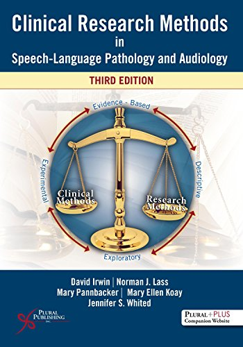 Compare Textbook Prices for Clinical Research Methods in Speech-Language Pathology and Audiology, Third Edition 3 Edition ISBN 9781635501018 by David Irwin,Norman J. Lass,Mary Pannbacker,Mary Ellen Koay,Jennifer S. Whited
