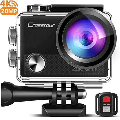 Crosstour Action Camera CT8000-B