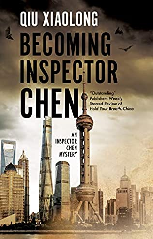 book cover of Becoming Inspector Chen